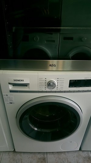 пералня SIEMENS  WM14W5ECO, A +++ 8 кг, 1400 U / мин