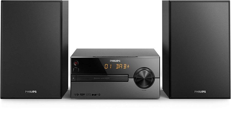 Micro HI-FI системаPhilips BTB2515/12 , Bluetooth, DAB