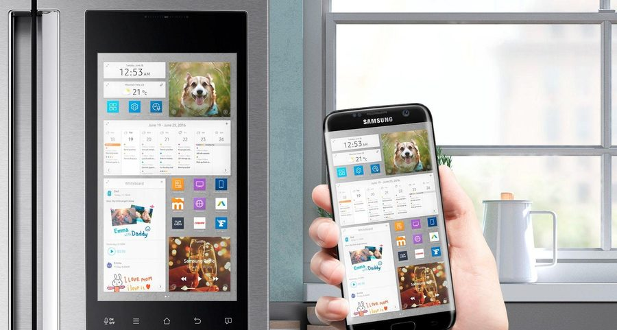 хладилник Samsung Side-by-Side RS68N8941B1/EF, No Frost Plus